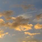 """Ciels : """"Cumulus dorés"""""""