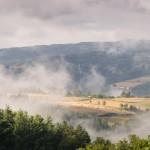 """Paysages : """"La cime dans les nuages"""""""
