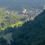"""Paysages : """"Au fond de la vallée"""""""