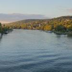 La Seine, d'une rive à l'autre